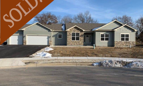 SOLD Custom Home 12115 250th Avenue, Trevor, Wisconsin